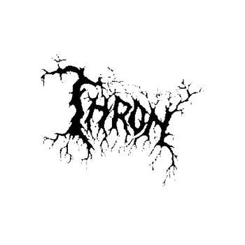 T.H.R.O.N. Band Logo Vinyl Decal Sticker