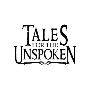 Tales For The Unspoken Band Logo Vinyl Decal Sticker
