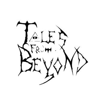 Tales From Beyond Band Logo Vinyl Decal Sticker