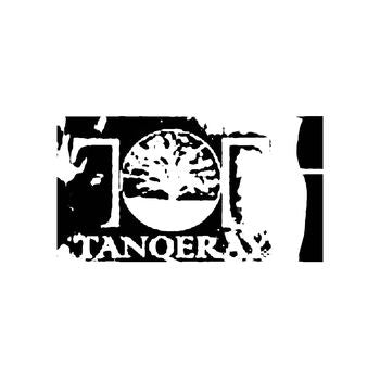 Tanqeray Band Logo Vinyl Decal Sticker