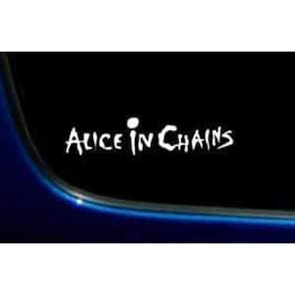 Alice In Chains – Band Stickers