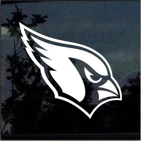 Arizona Cardinals Window Decal Sticker