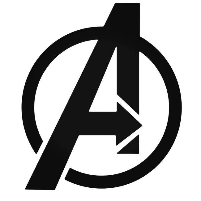Avengers 1844 Decal Sticker