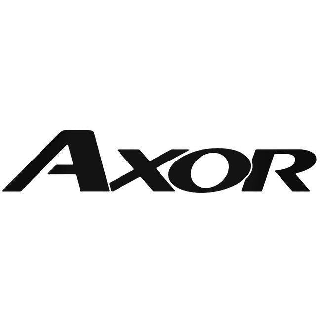 Axor Aftermarket Decal Sticker