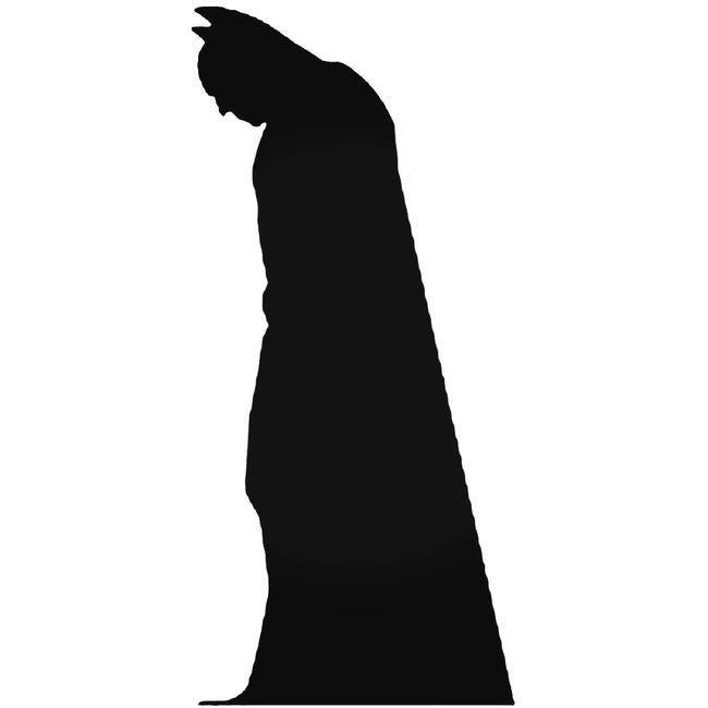 Batman 13 Decal Sticker