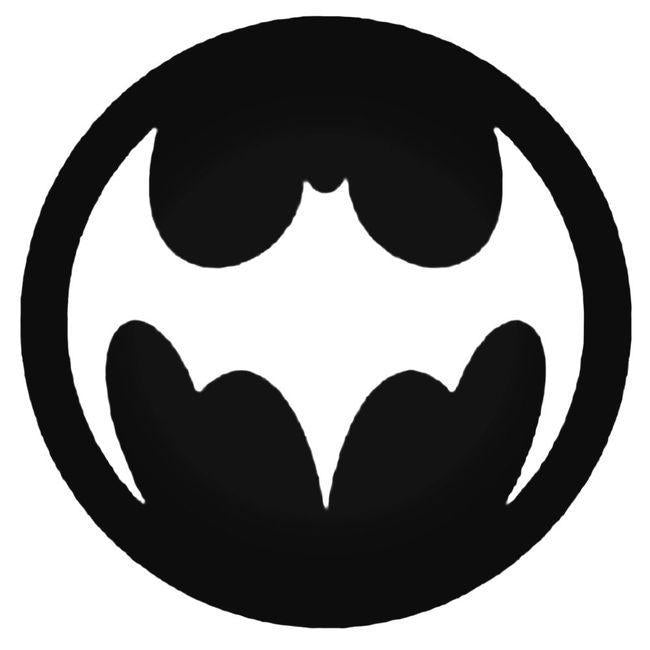 Batman 2 Decal Sticker