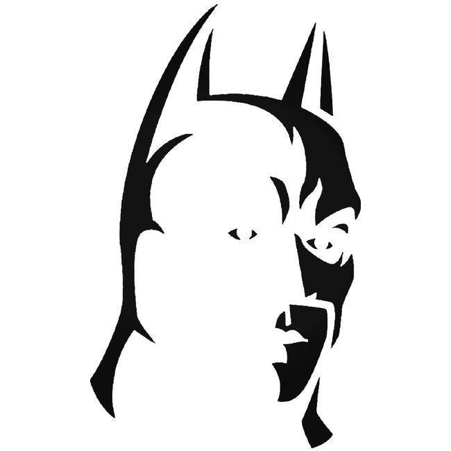 Batman 3 Decal Sticker