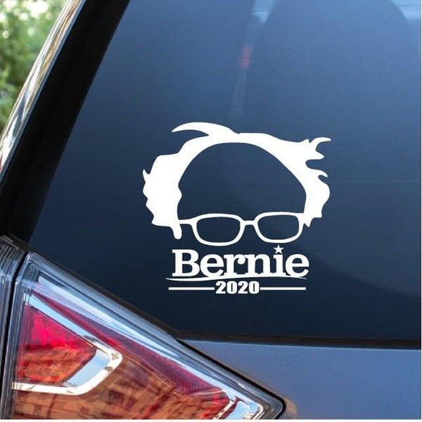 Bernie Sanders 2020 Car Window Decal Sticker