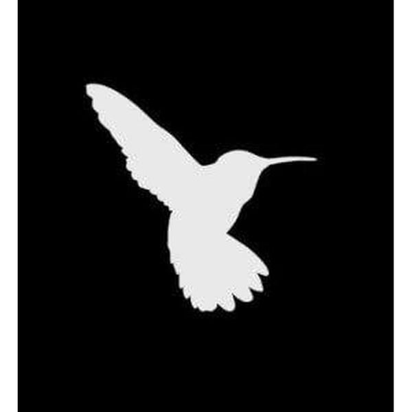 Bird Sticker – Hummingbird Decal a1