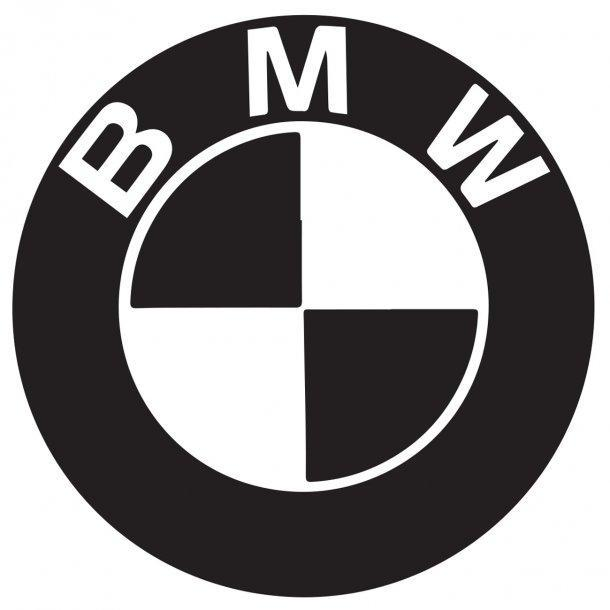 Bmw Logo Decal Sticker