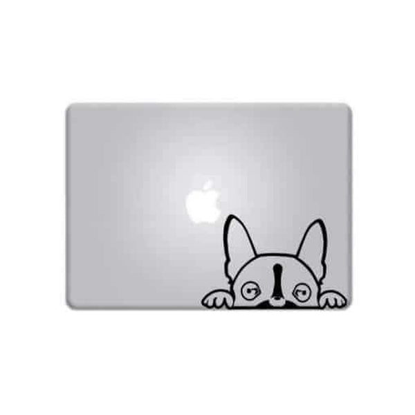 Boston Terrier – Decal Laptop Decals Stickers