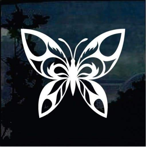 Butterfly 1 Decal – Butterfly Stickers