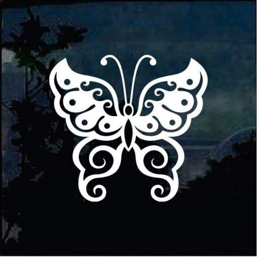 Butterfly 2 Decal – Butterfly Stickers