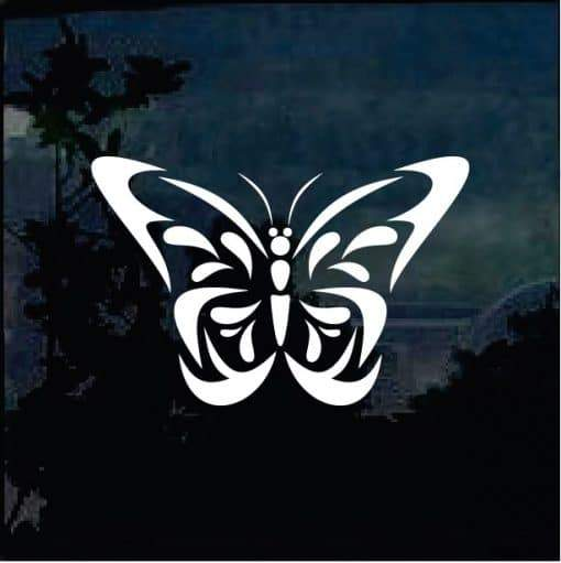 Butterfly 6 Decal – Butterfly Stickers