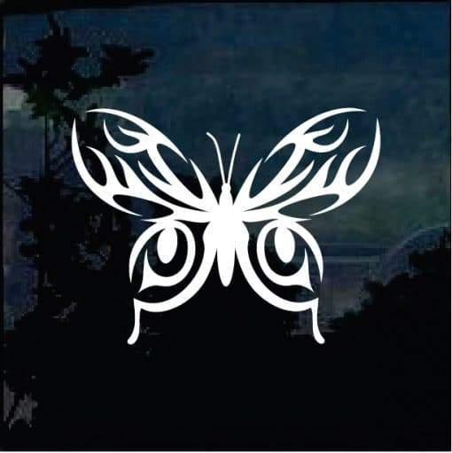 Butterfly 7 Decal – Butterfly Stickers