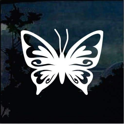 Butterfly 8 Decal – Butterfly Stickers