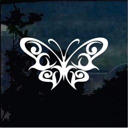Butterfly 9 Decal – Butterfly Stickers