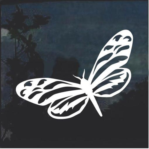 Butterfly Window Decal Sticker a13