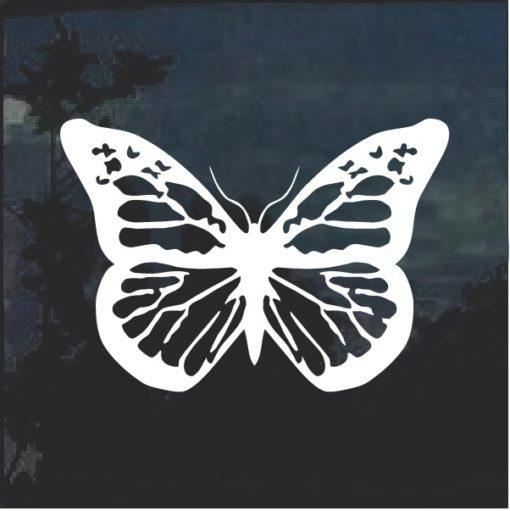 Butterfly Window Decal Sticker A15