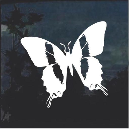Butterfly Window Decal Sticker a17