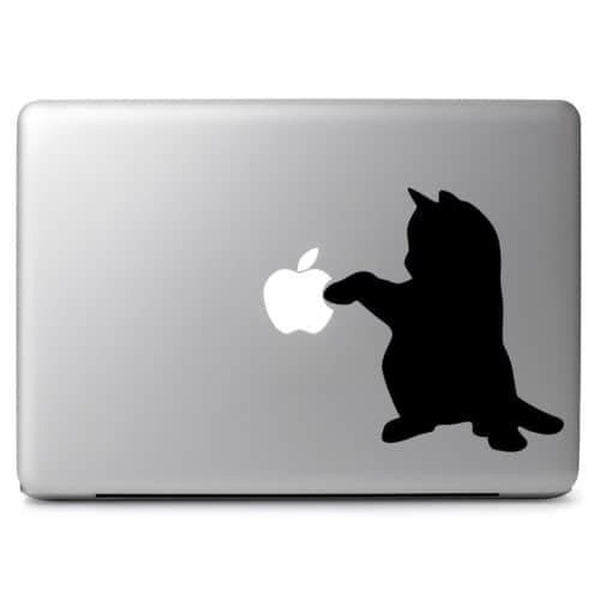 Cat Feline a2 – Decal Laptop Decals Stickers