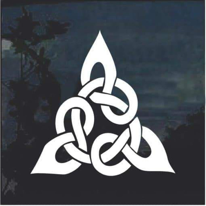 Celtic Knot Tribal Window Decal Sticker