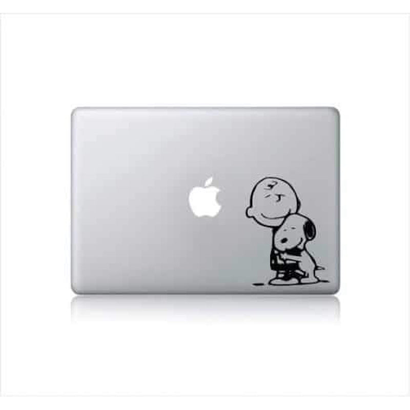 Charlie Brown and Snoopy – Decal Laptop Decals Stickers