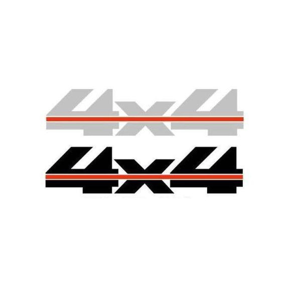 Chevy 4×4 Off Road Sticker Sticker Set of 2 – 4×4 Decals