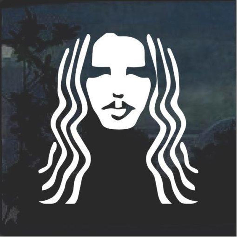 Chris Cornell Sound Garden Decal Sticker