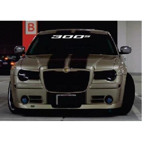Chrysler 300 S Windshield Banner Decal Sticker