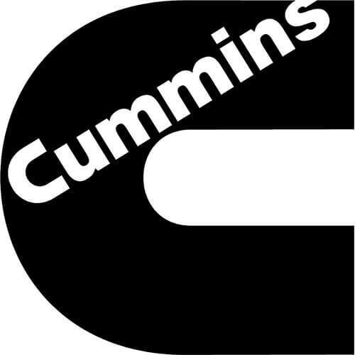 Cummins Logo Decal Sticker