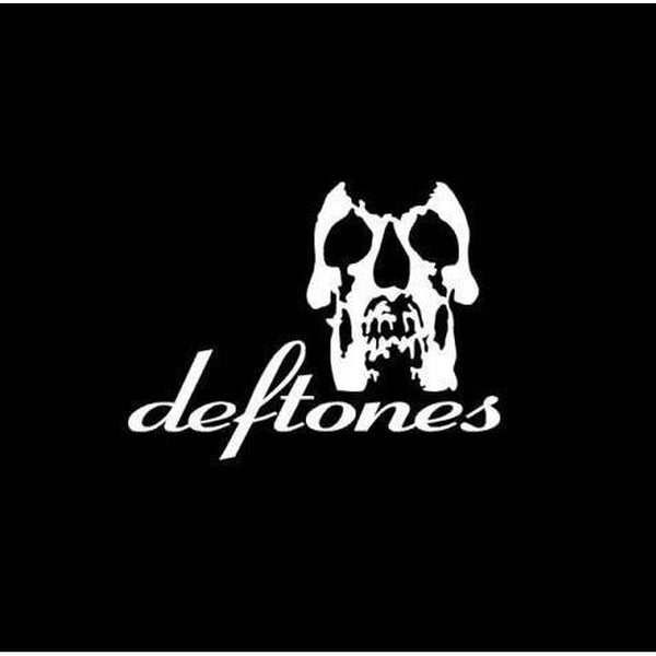 Deftones Skull – Band Stickers