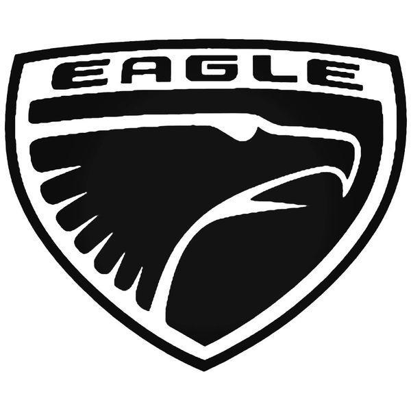 Eagle Car Company Aftermarket Decal Sticker