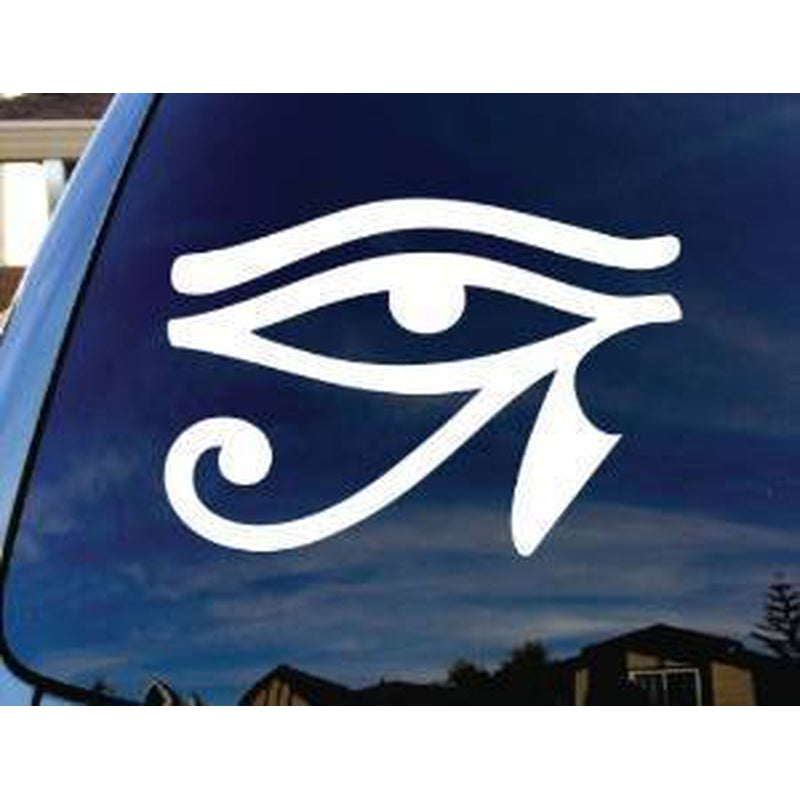 Egyptian Eye of Horus Window Decal Sticker