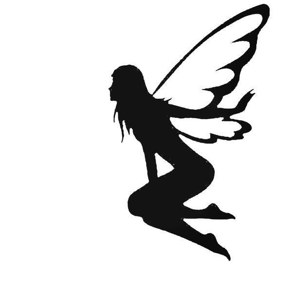 Fairy Magic Fantasy Mythical Enchanted Decal Sticker