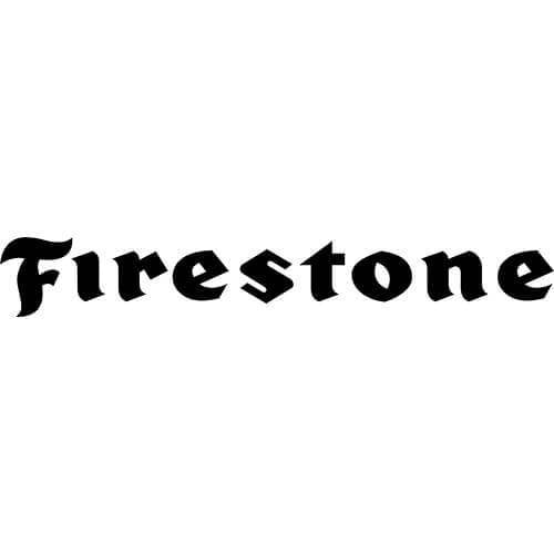 Firestone Logo Decal Sticker