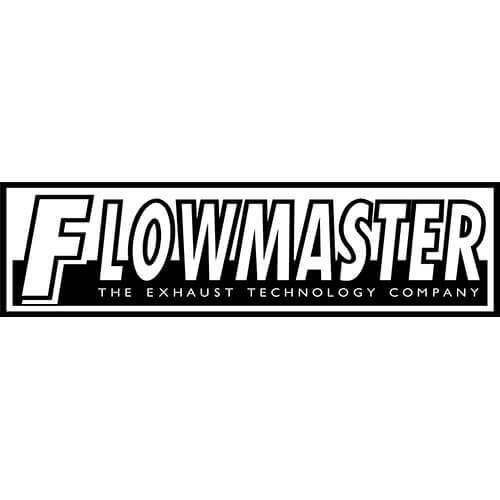 Flowmaster Logo Decal Sticker