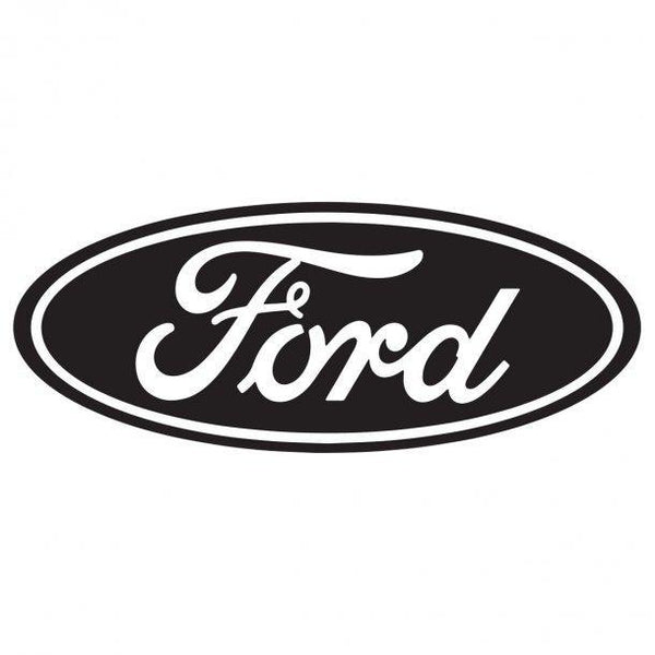 Ford Logo Decal Sticker