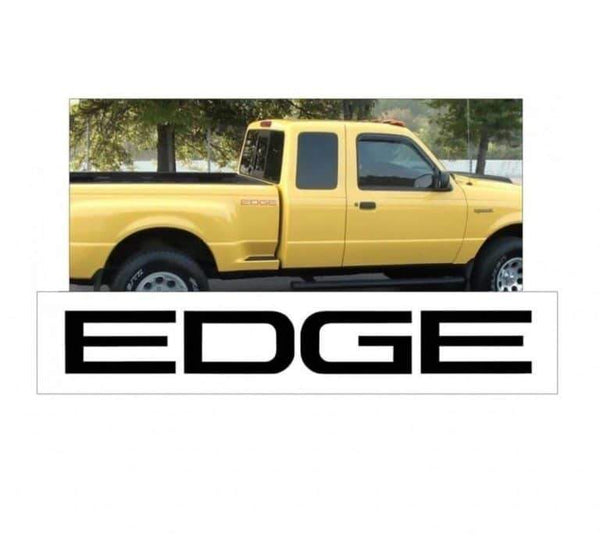 Ford Ranger EDGE Sticker Set of 2 – Truck Decals 12 x 1.6