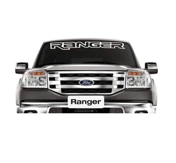 Ford Ranger Windshield Banner Decal Sticker