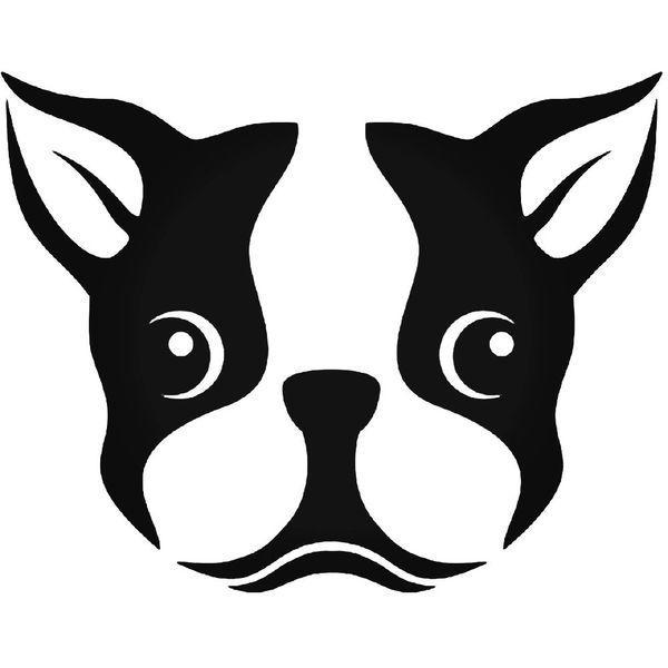 French Bulldog Pet Decal Sticker