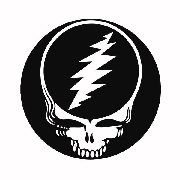 Grateful Dead Steal Your Face Band Decal Sticker