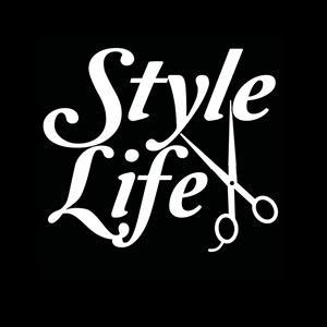 Hair Stylist Decals – Style Life Beautician car Sticker