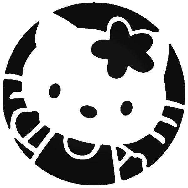 Hello Kitty Decal