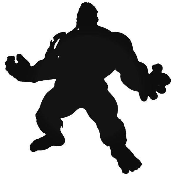 Hulk Movie Decal Sticker