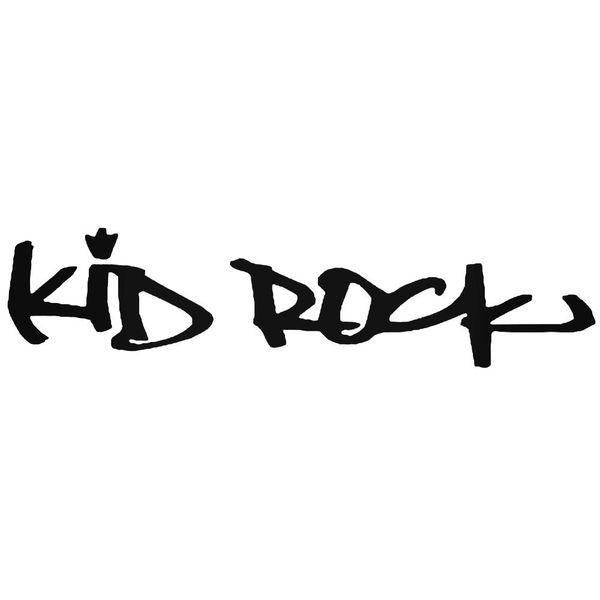 Kid Band Decal Sticker