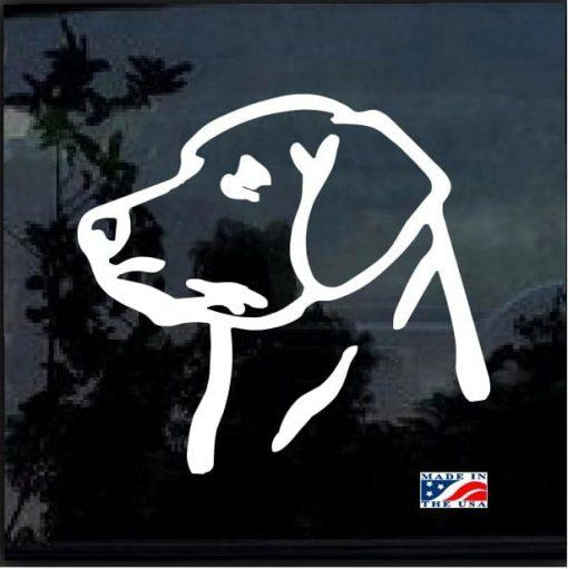 Lab Labrador Decal – Dog Stickers