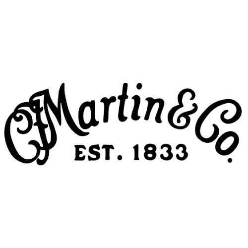 Martin Guitars Decal Sticker