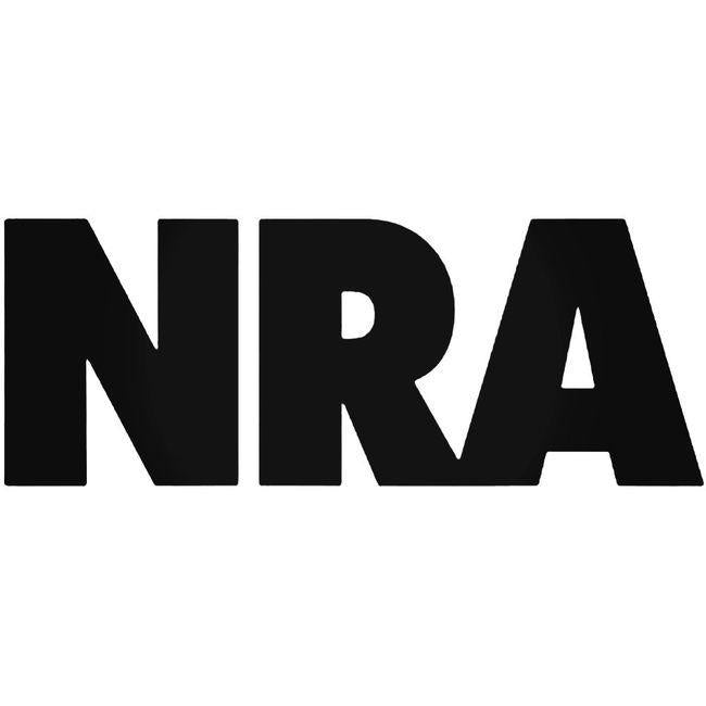 National Rifle Association Nra Decal Sticker