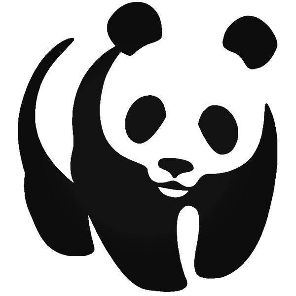 Panda Animal Bear Decal Sticker